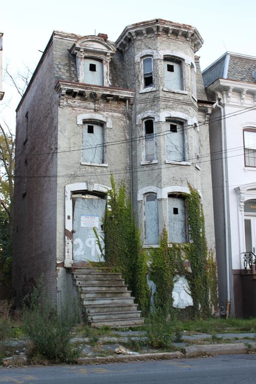 City of Newburgh Abandoned Homes - Upstater