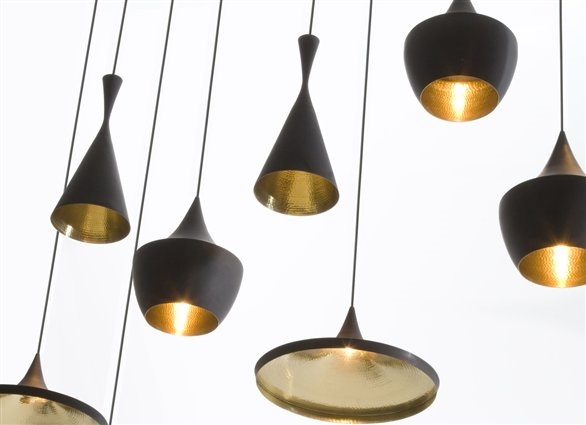 tom dixon beat lighting