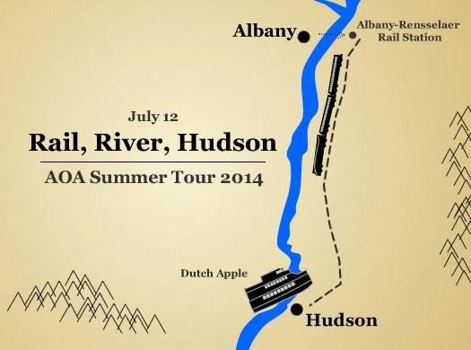rail river hudson