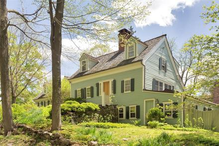 historic colonial farmhouse + 4 acres, $709,000 - upstater