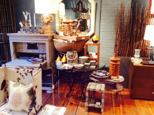 """We love to shop and we love to share our discoveries with our clients and customers alike."""