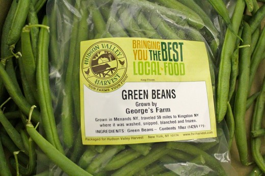 green beans hvh