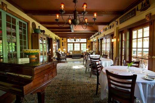 Deer Mountain Inn Catskill Weekend Getaway Spotlight Upstater - Table mountain inn restaurant