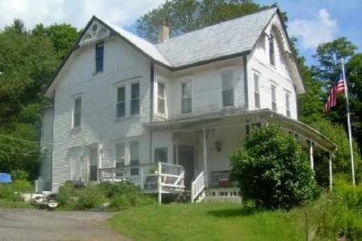 431 main st hobart ny. Queen Anne Victorian Fixer Upper in Catskills  Book Village