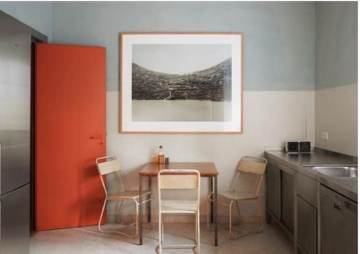 two tone painted walls add color to a room without adding chaos when the walls - Dining Room Two Tone Paint Ideas