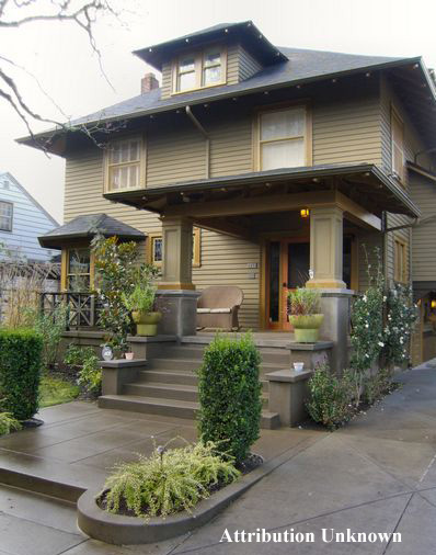 Exterior House Colors - Upstater