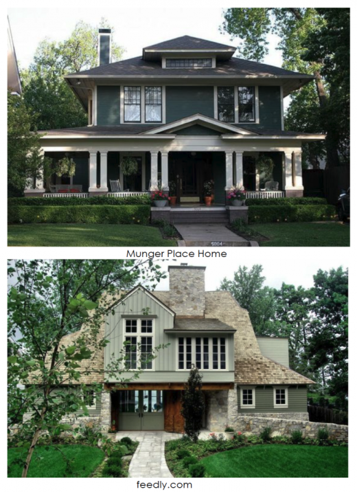 Exterior House Colors Upstater