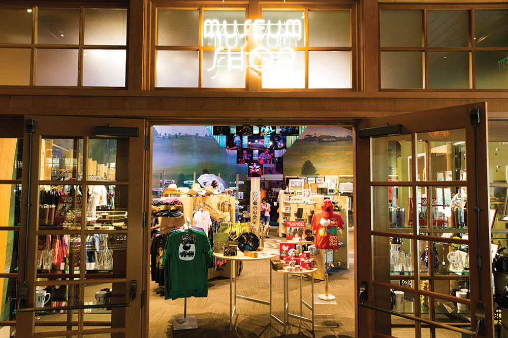 museum shop at bethel woods woodstock upstate new york