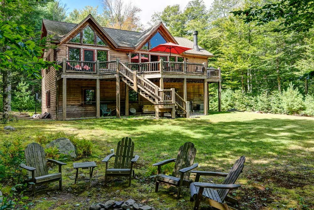 update on the lakefront dream house in the catskills there s   all you have to do is write a 200 word essay on how owning the lakefront dream house would change your life