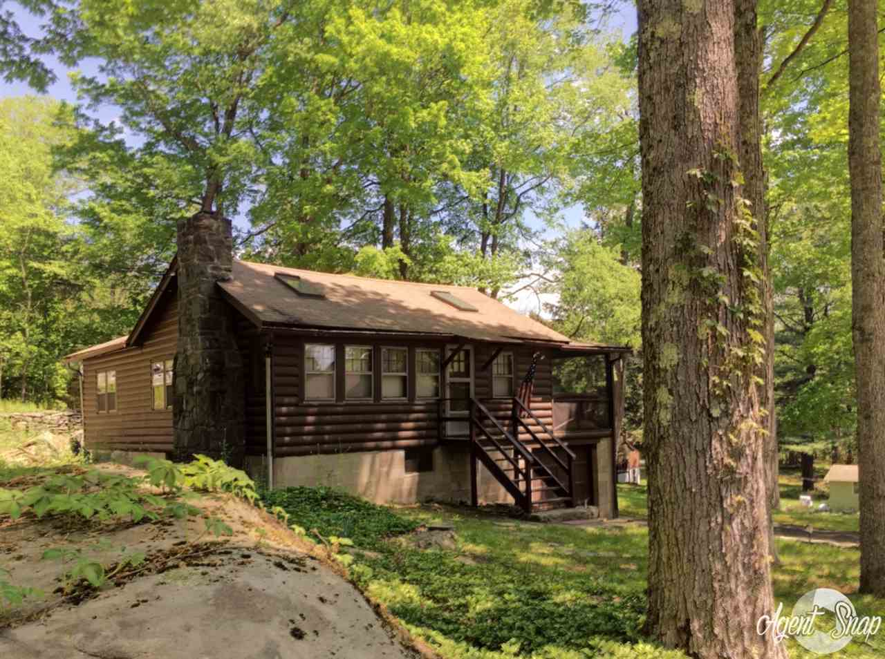 Be A Part Of The Smallwood Community In This Sweet Log Cabin 99000