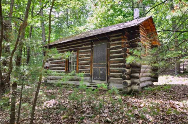 Got Some Cash Saved Up For A Little Cabin Far Away From It All? Hereu0027s One  That Qualifies. Located On The East Side Of The Ashokan Reservoir In West  Hurley, ...