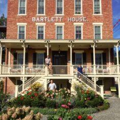 Bartlett House founders
