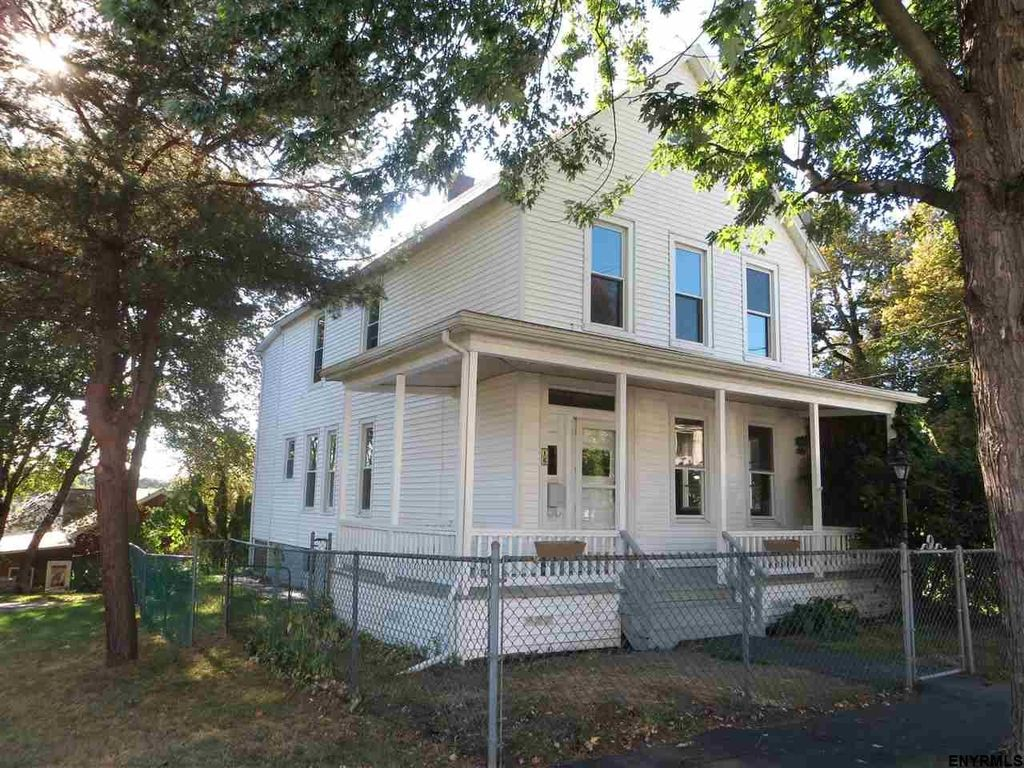 Troy NY Colonial for sale