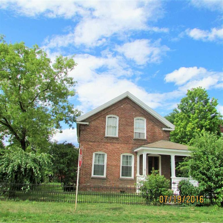 Hoosick Falls NY Vintage Home For Sale