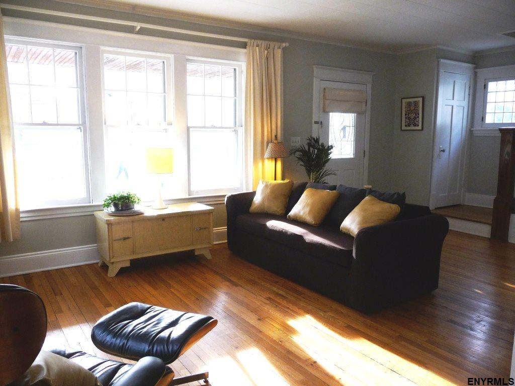 troy ny american foursquare house for sale