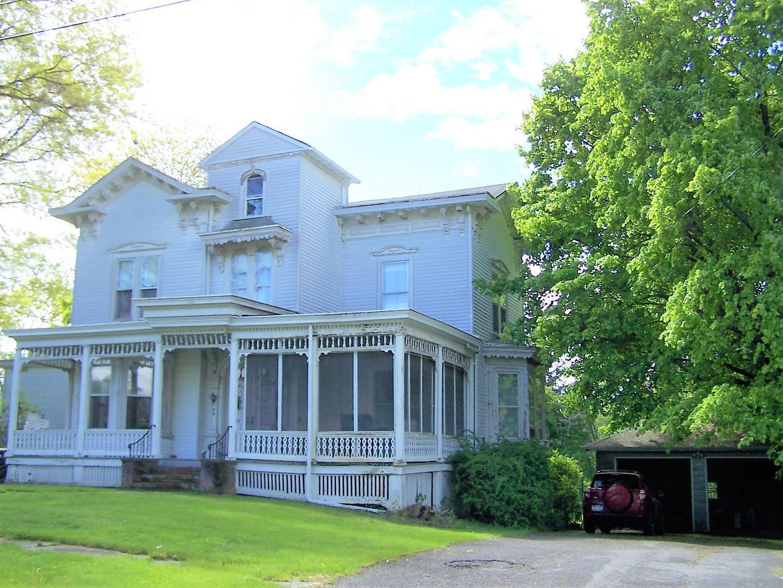 Catskill Village Victorian For Sale