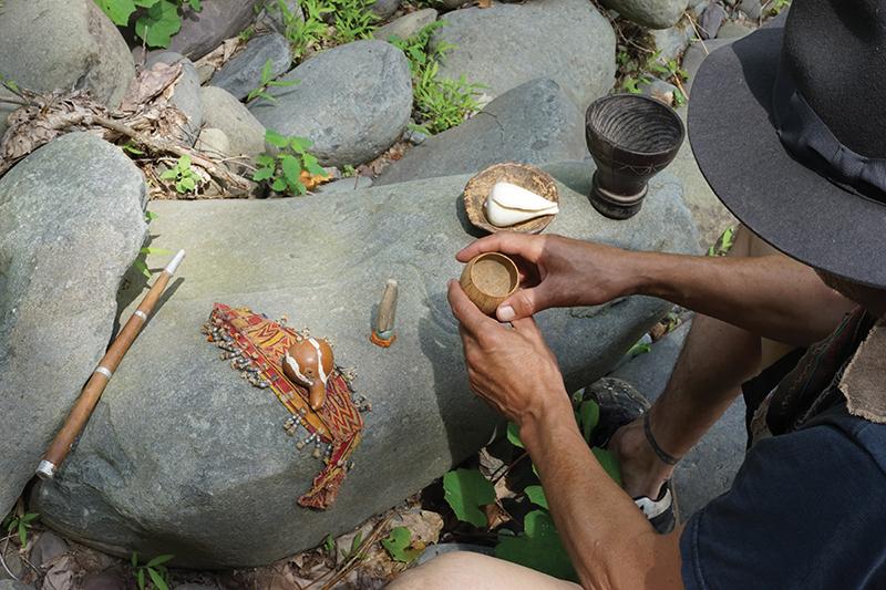 ayahuasca ceremony transformation