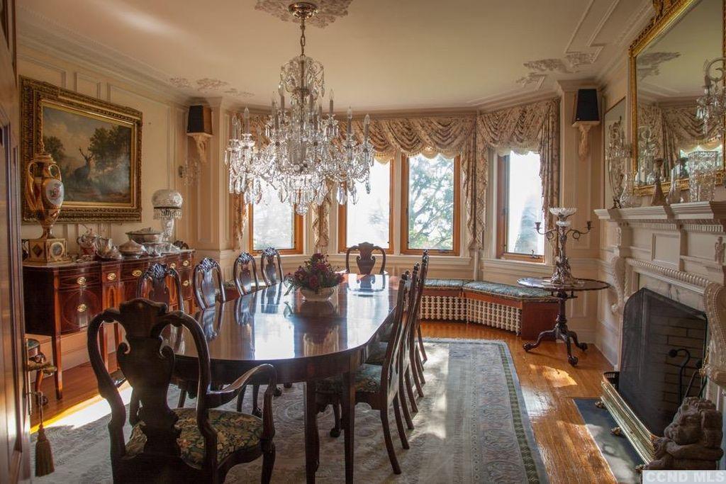 Dutch Jacobean Mansion Catskill Greene County Hudson Valley Ny