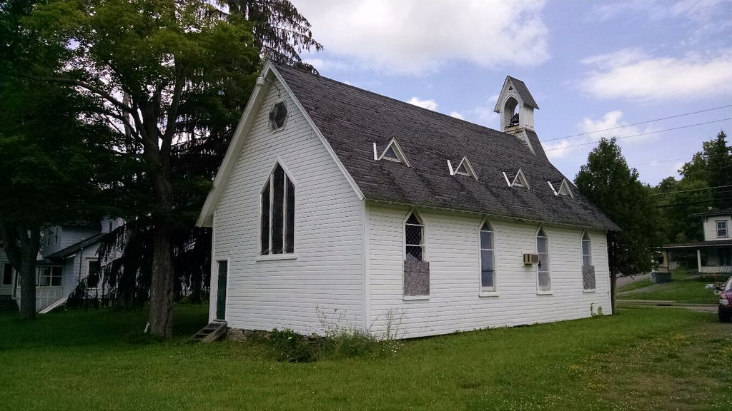 Catskills church for sale