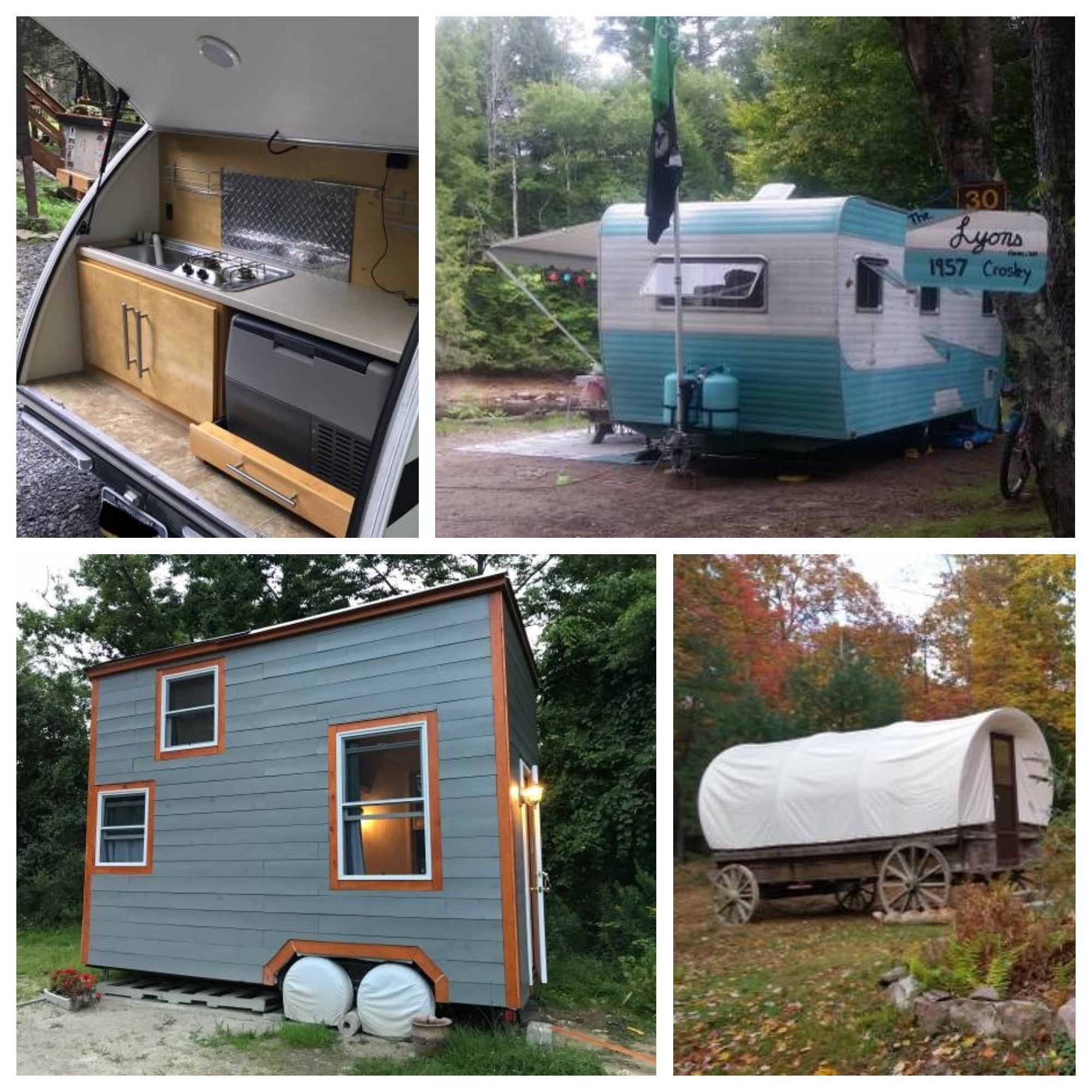 campers portable homes for sale