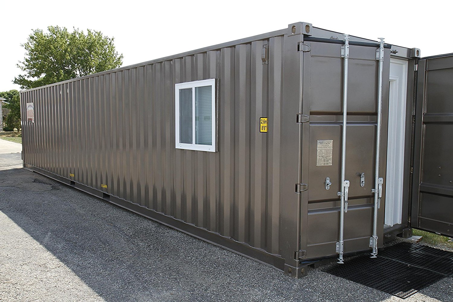 pre fab shipping container home