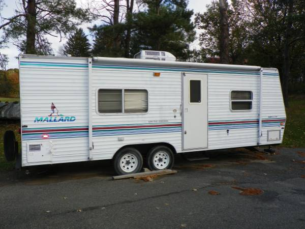 project campers for sale
