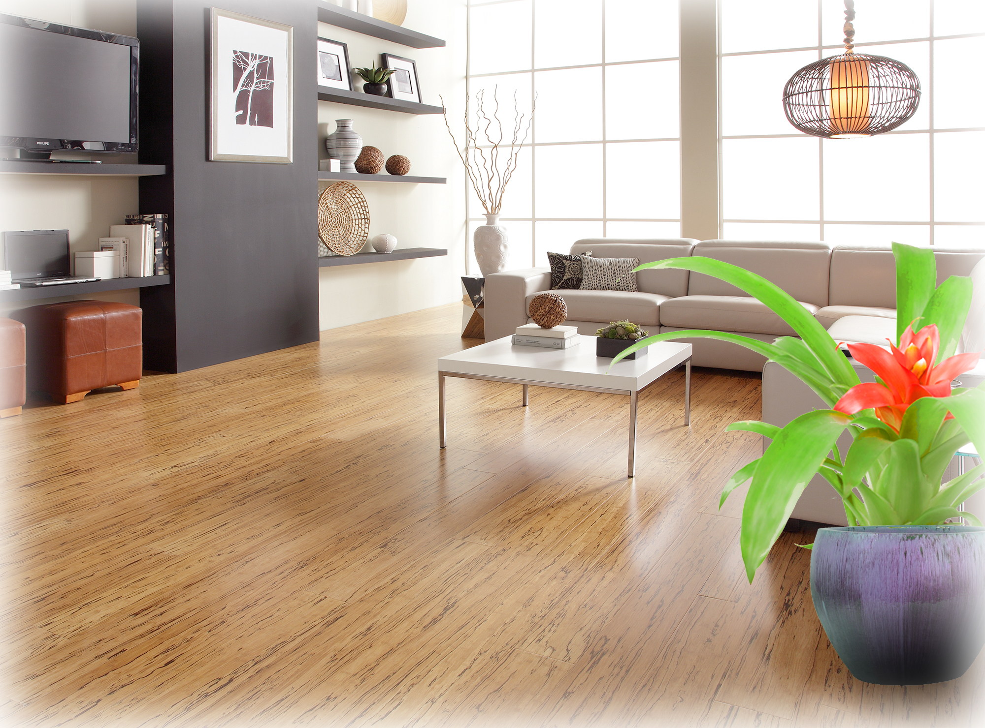 4 eco friendly flooring options upstater for Eco friendly flooring