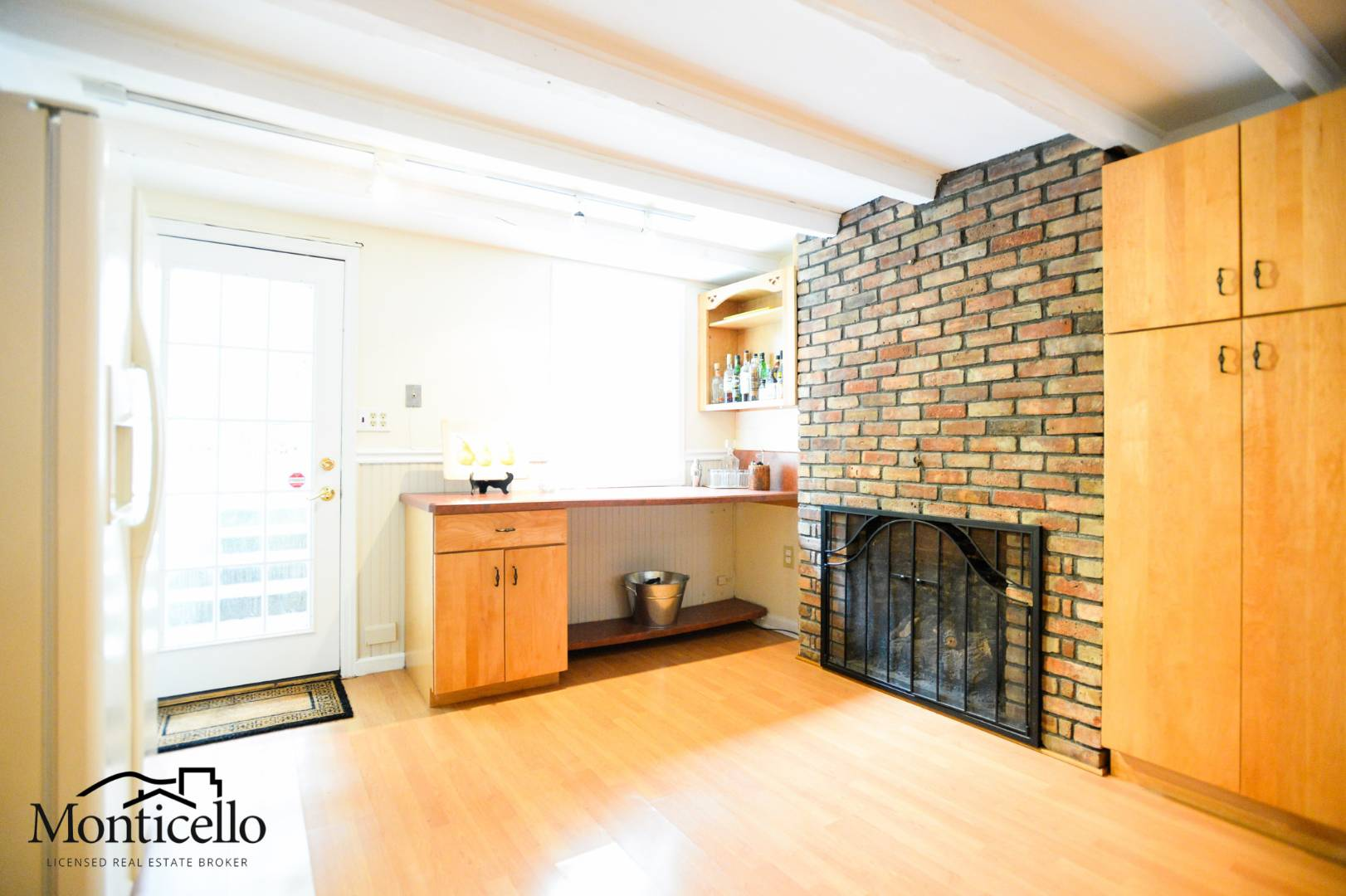 albany brick townhouse