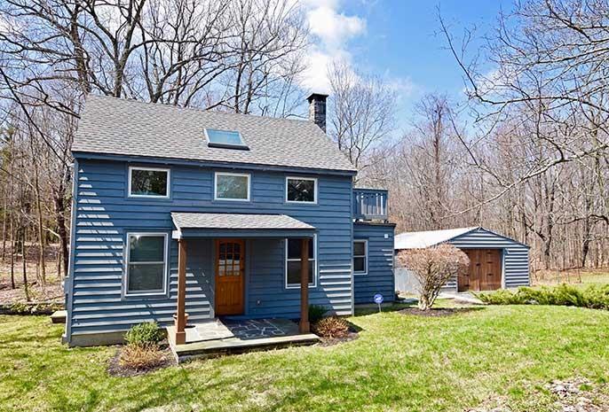 rhinebeck cottage