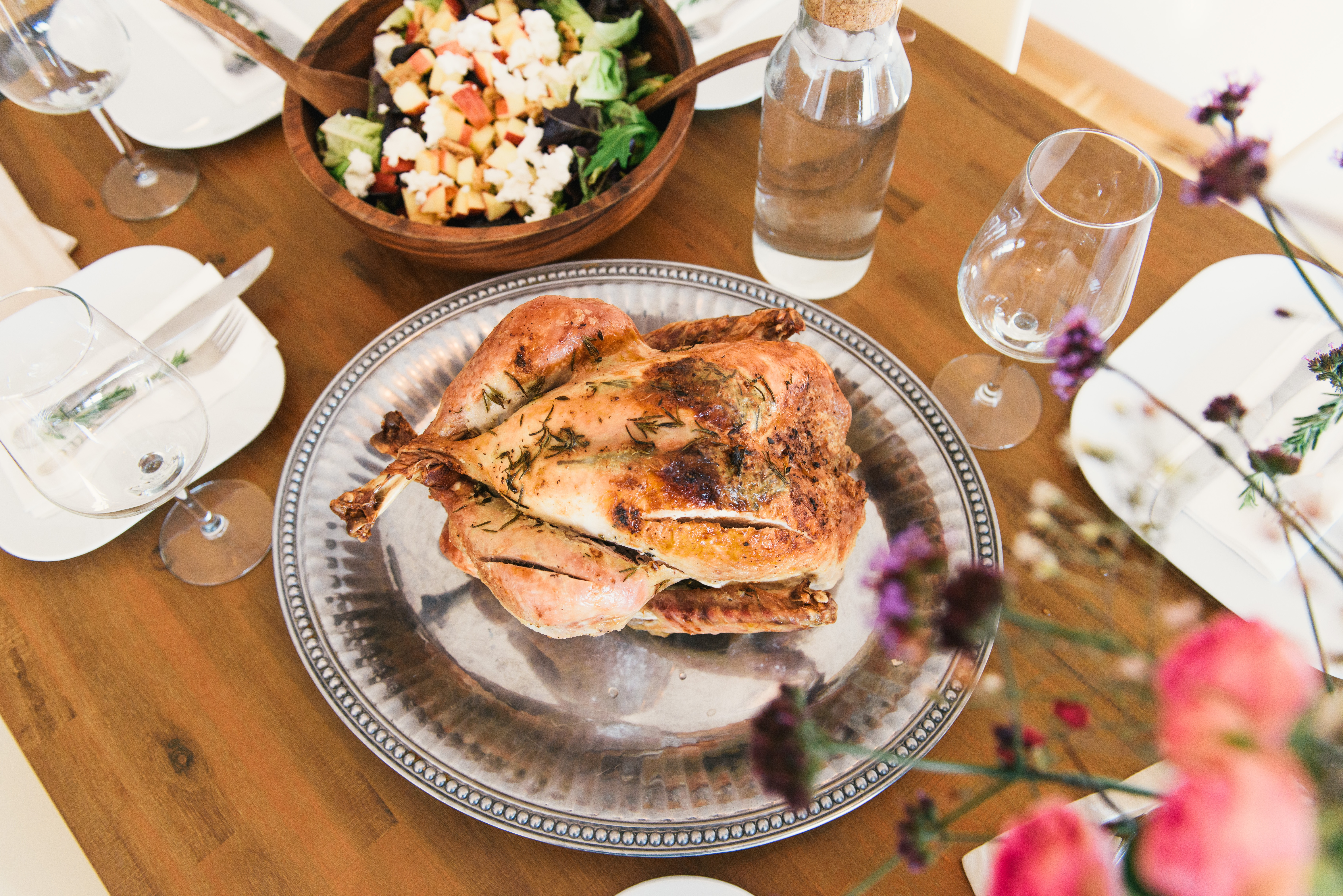 where to eat thanksgiving dinner upstate