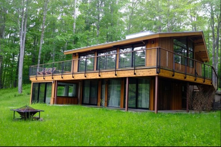 Rental Of The Week White Pond Livingston Manor Upstater
