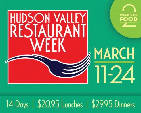 Hudson Valley Restaurant Week Upstater