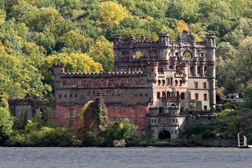 Celebrate Freedom At Bannerman Castle Upstater