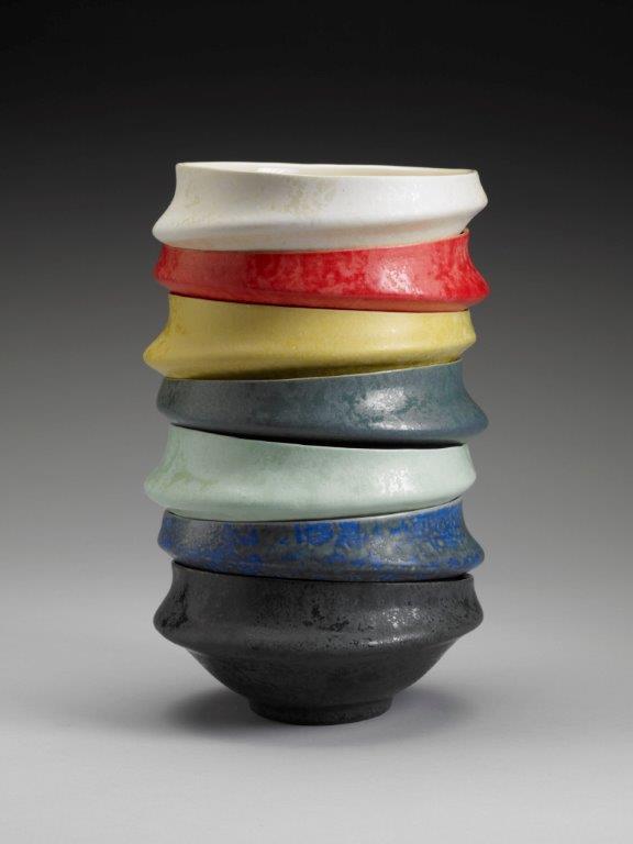 Kaete Brittin Shaw, Stackable Bowls