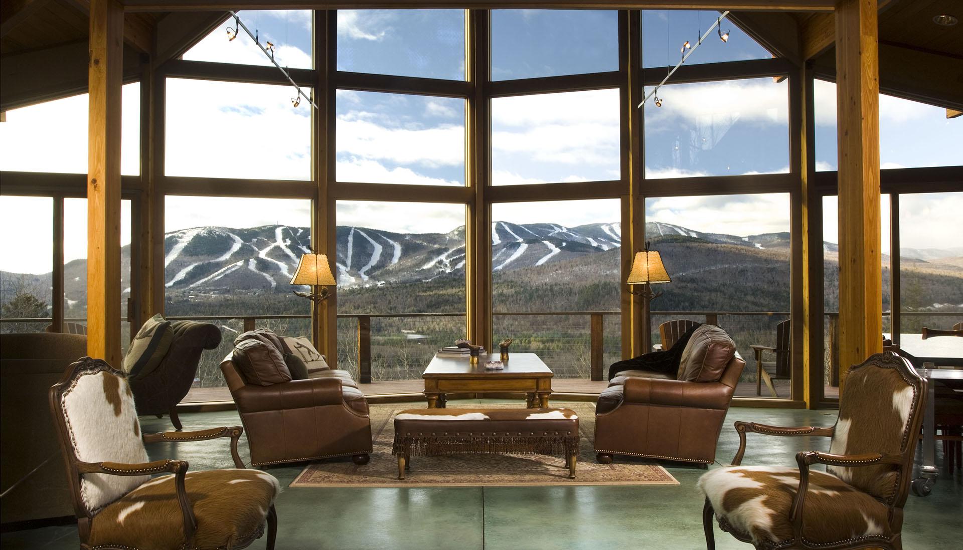 Maine Home Design Magazine Castle Home