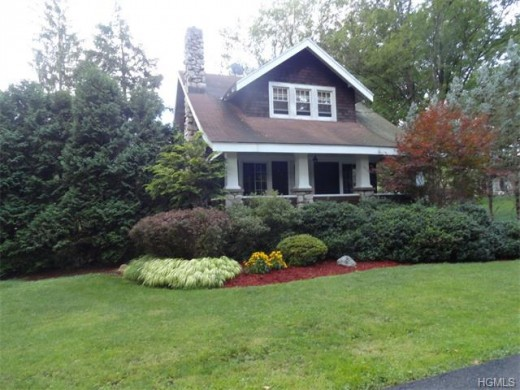 Curb Appeal Galore in this Ellenville 1920s Craftsman