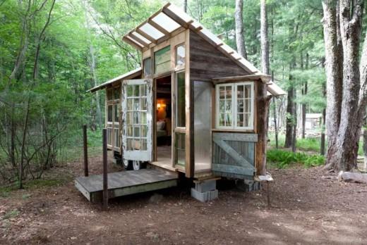 tiny house woodridge ny