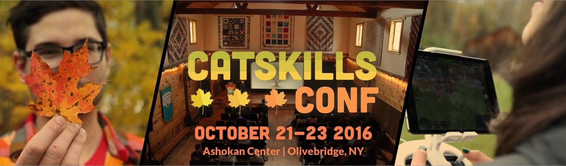 catskills conf 2016 tech