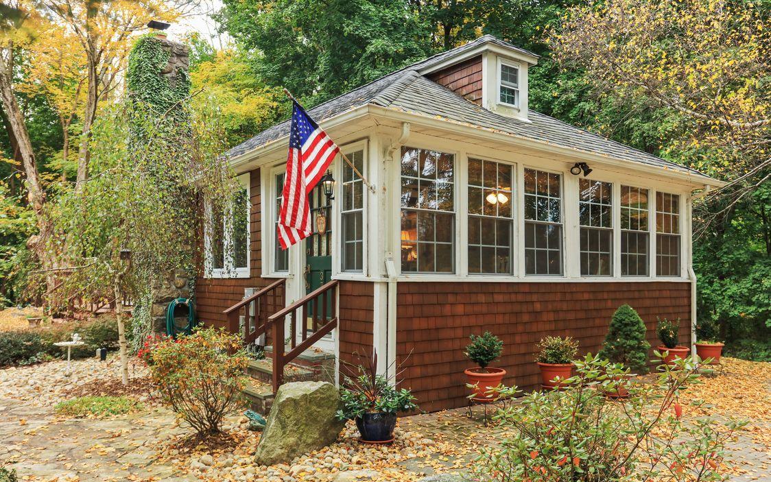 cold spring craftsman cottage