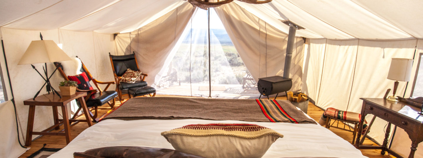 Collective Retreats Puts Down Tent Stakes in the Hudson