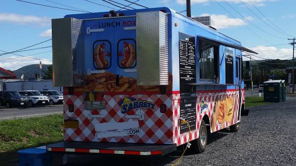 Tricked-Out Food Truck For Sale in the Hudson Valley