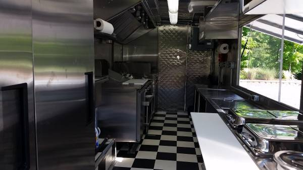 Tricked-Out Food Truck For Sale in the Hudson Valley ...