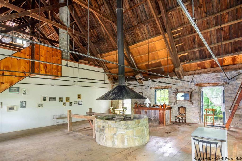 hudson valley renovated church for sale