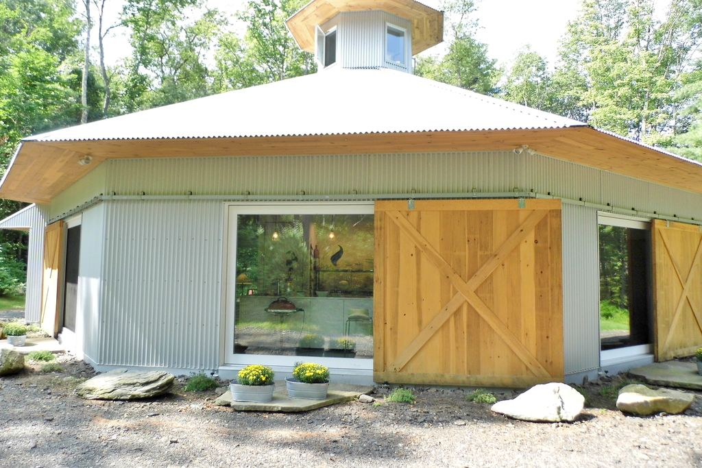 Columbia County Octagonal House For Sale