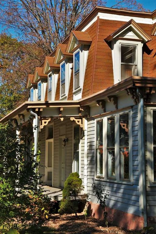 Ulster County Second Empire Victorian for sale