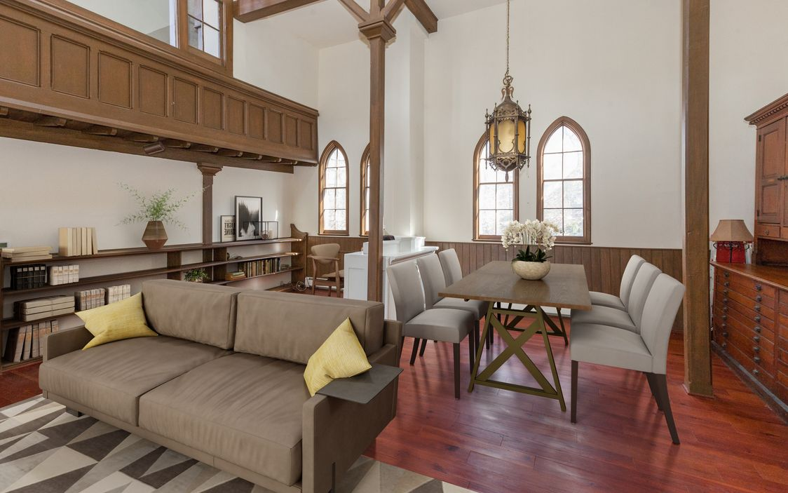 putnam county converted church for sale
