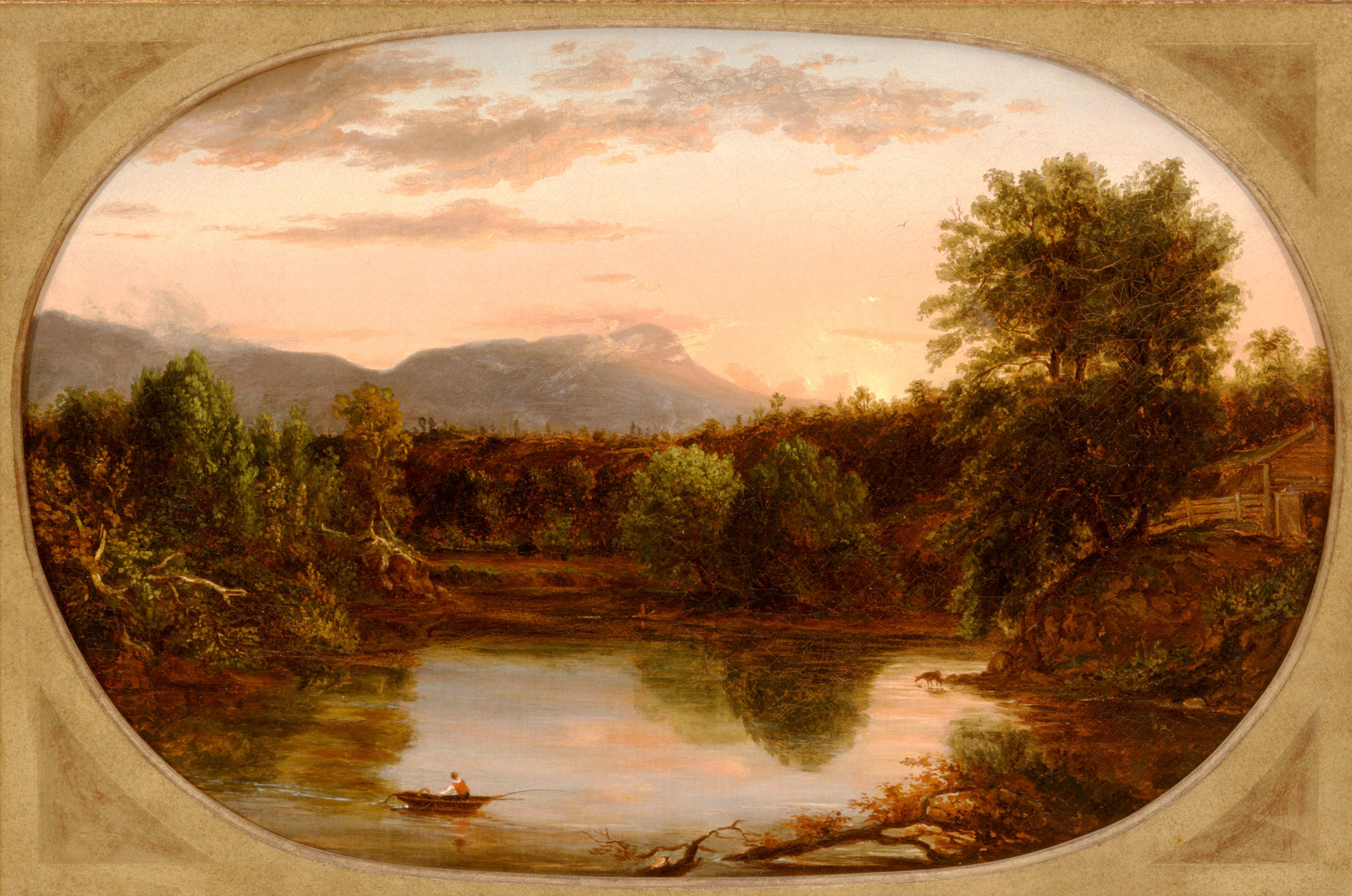 hudson river school artists