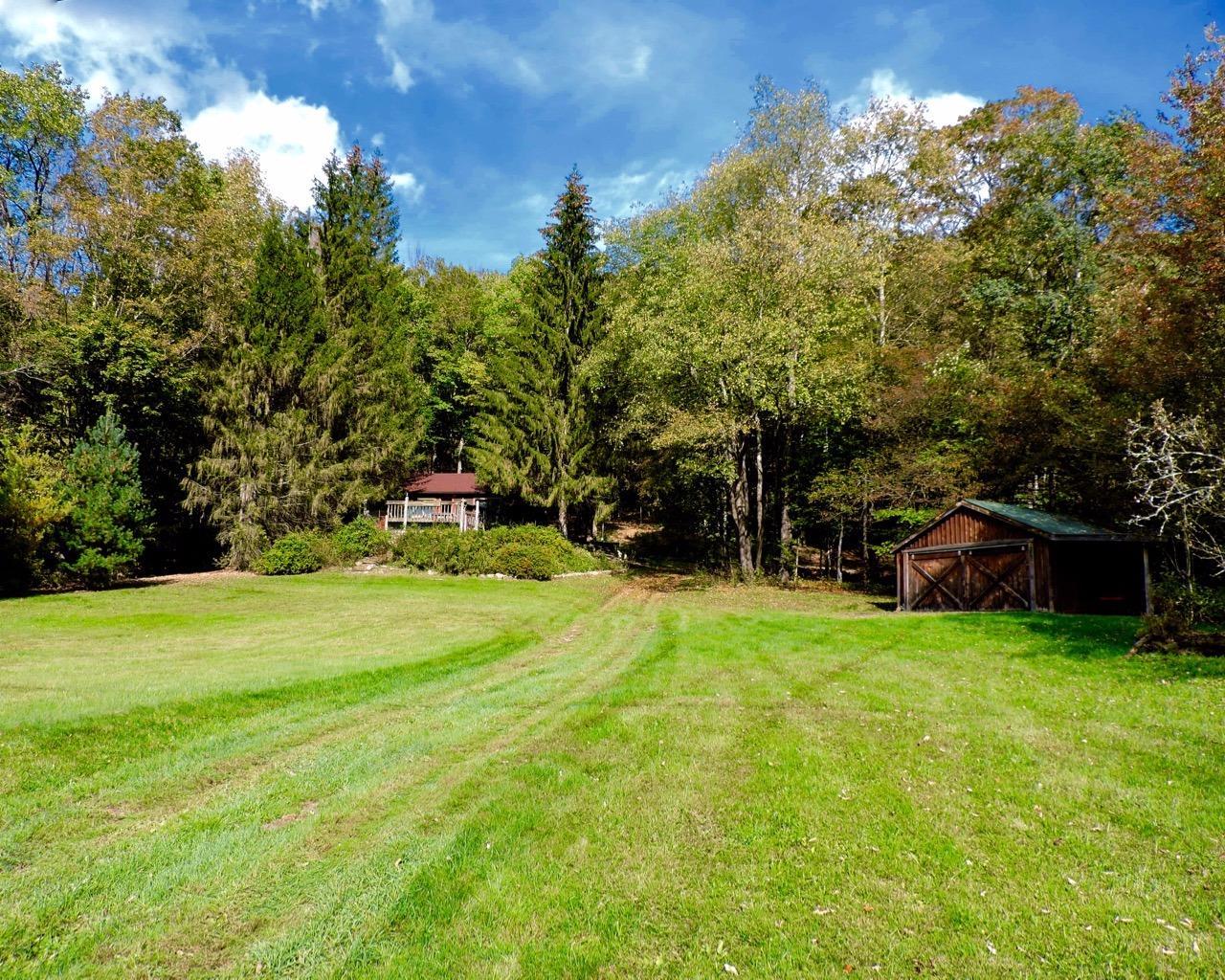 Slide Mountain Catskills vintage cabin