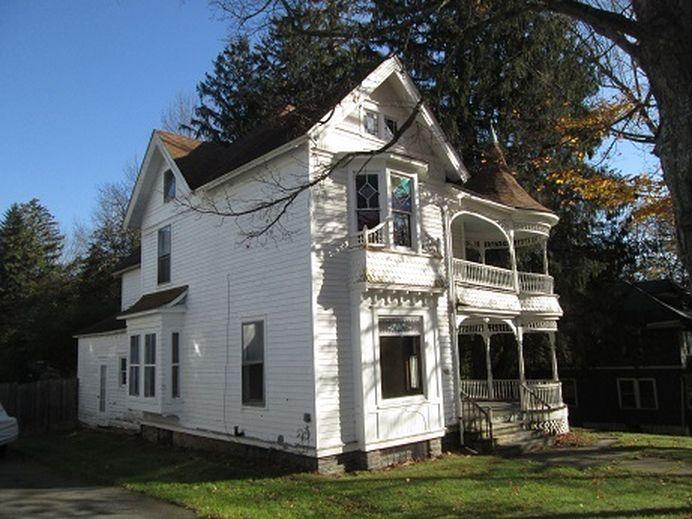 Liberty Ny Victorian Foreclosure Sullivan County Catskills
