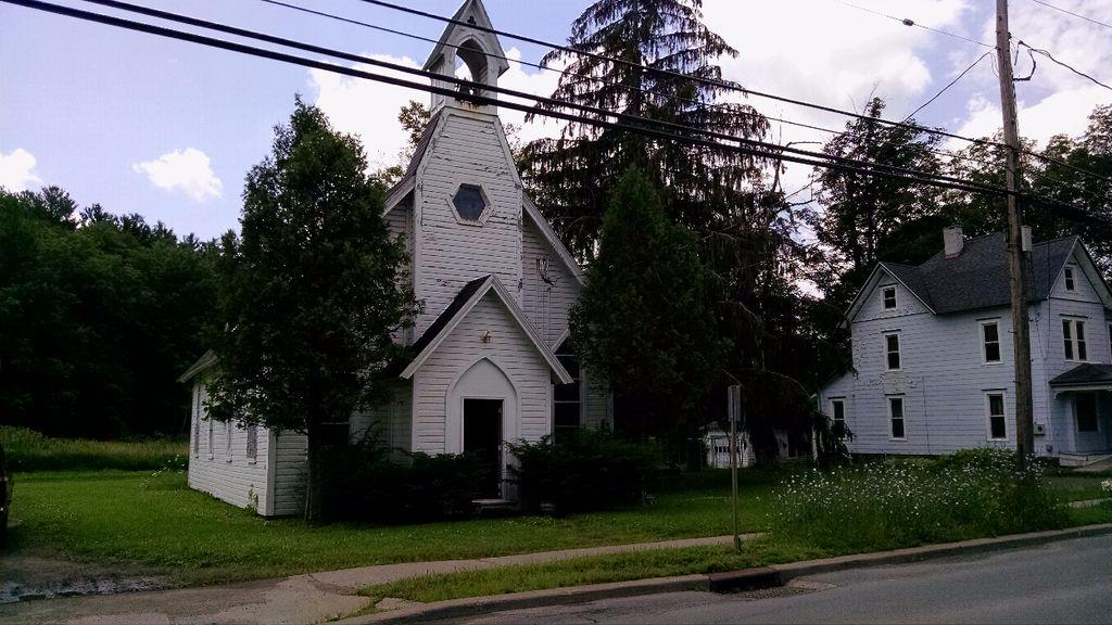 Catskills church for sale
